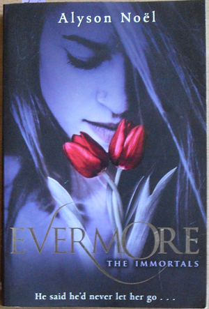 Image for Evermore (Book #1 - The Immortals)