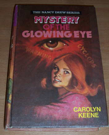 Image for Mystery of the Glowing Eye (Nancy Drew No. 39)
