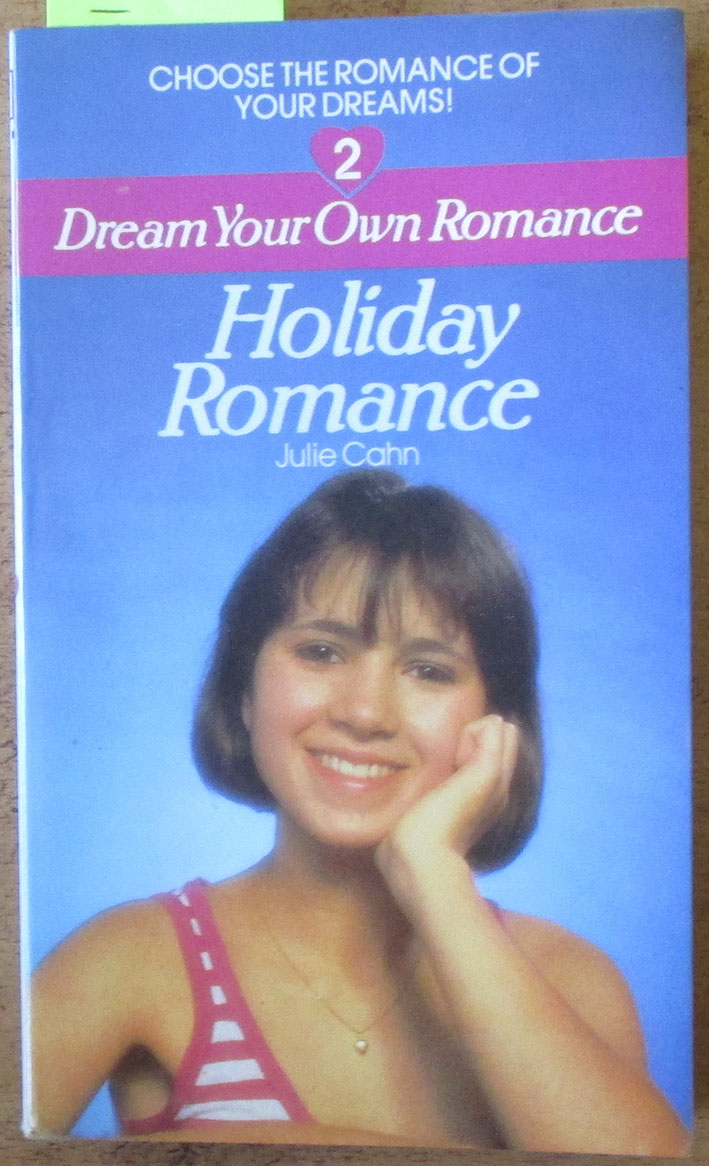 Image for Holiday Romance: Dream Your Own Romance #2 (Choose the Romance of Your Dreams!)