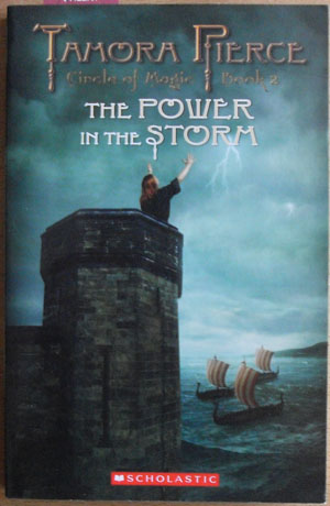 Image for Power in the Storm, The: Circle of Magic (#2)