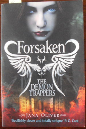 Image for Forsaken: The Demon Trappers