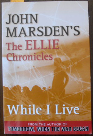 Image for While I Live: The Ellie Chronicles (Book #1)