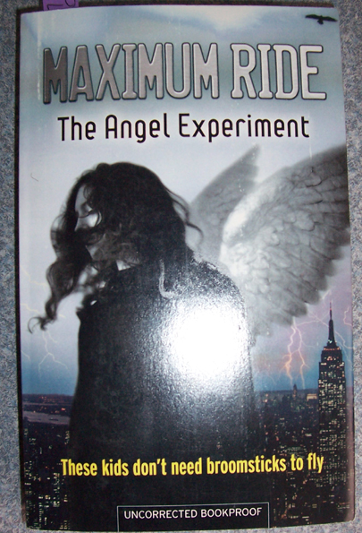 Image for Maximum Ride: The Angel Experiment