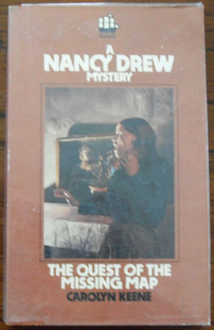 Image for Quest of the Missing Map, The (Nancy Drew No. 6)