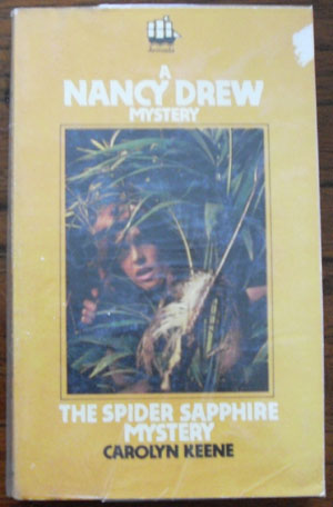 Image for Spider Sapphire Mystery, The (Nancy Drew No. 4)