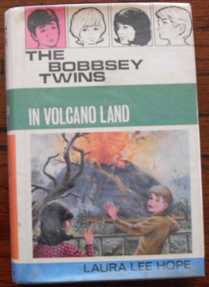 Image for Bobbsey Twins in Volcano Land, The