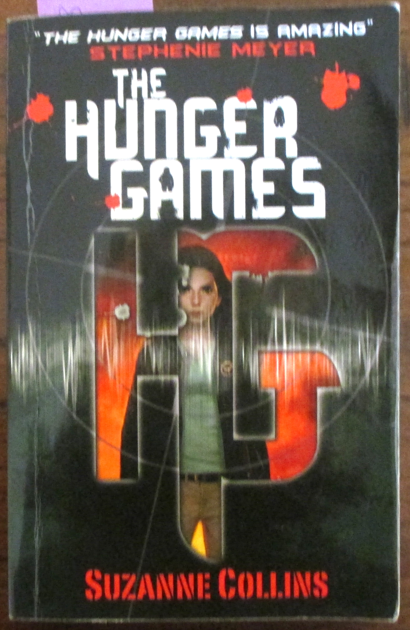 Image for Hunger Games, The: The Hunger Games (Book #1)