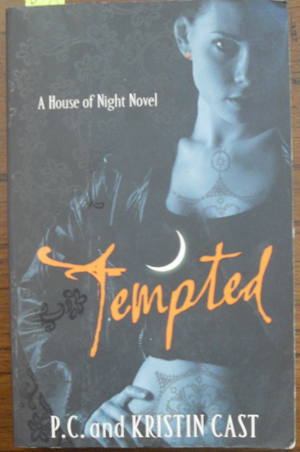 Image for Tempted (Book #6 - House of Night)