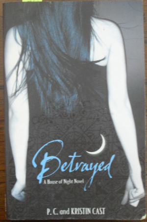 Image for Betrayed (Book #2 - House of Night)