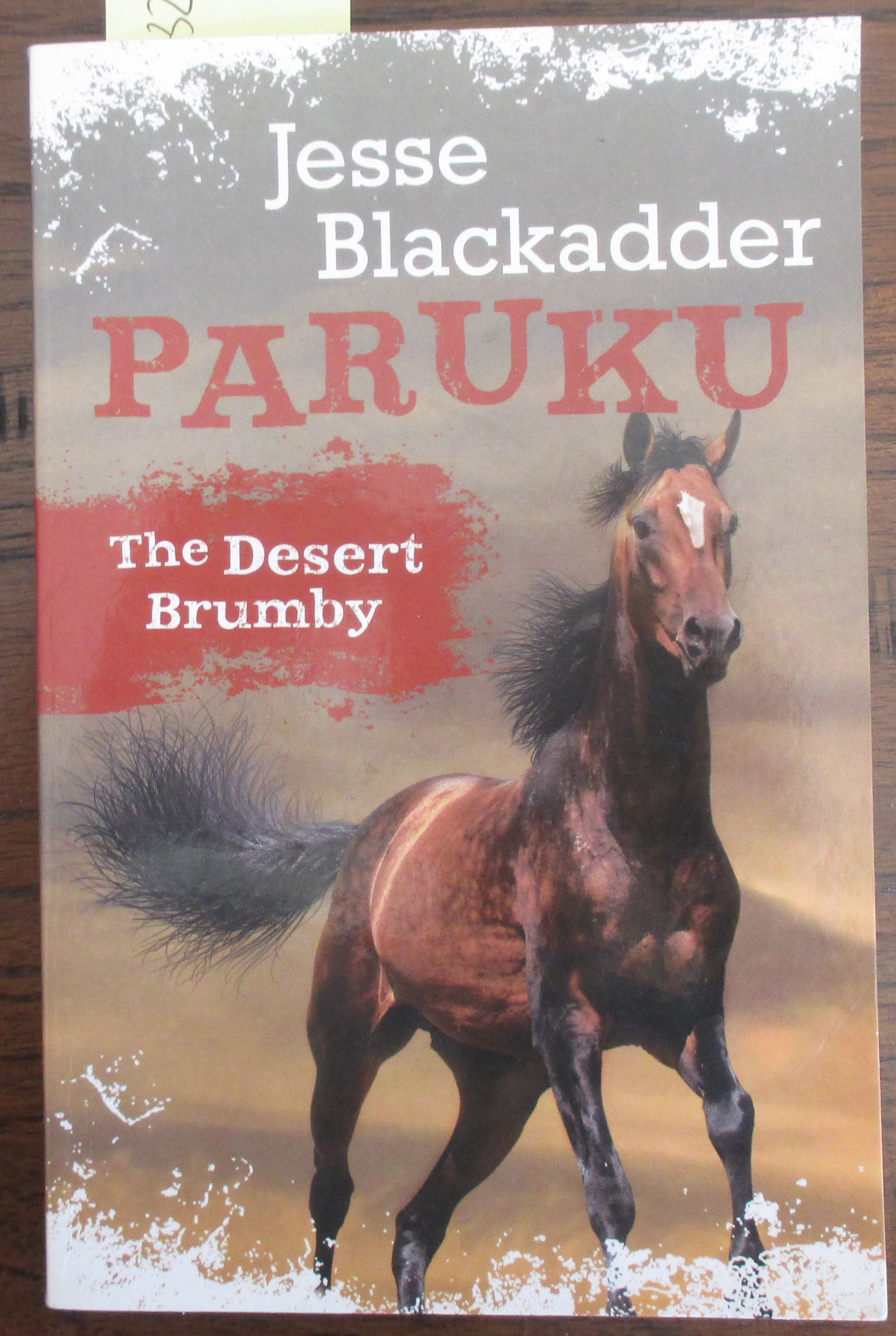 Image for Paruku: The Desert Brumby