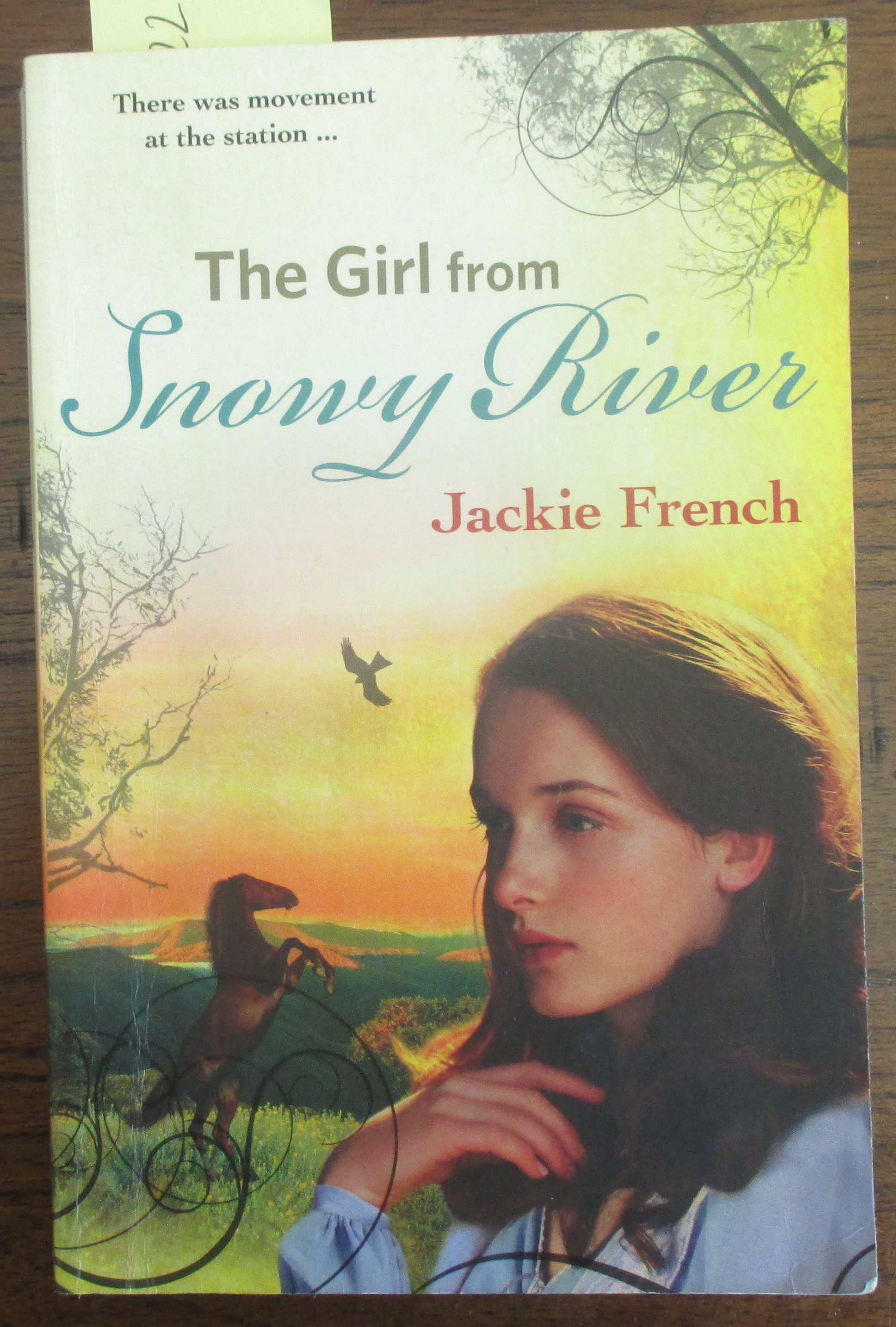 Image for Girl From Snowy River, The