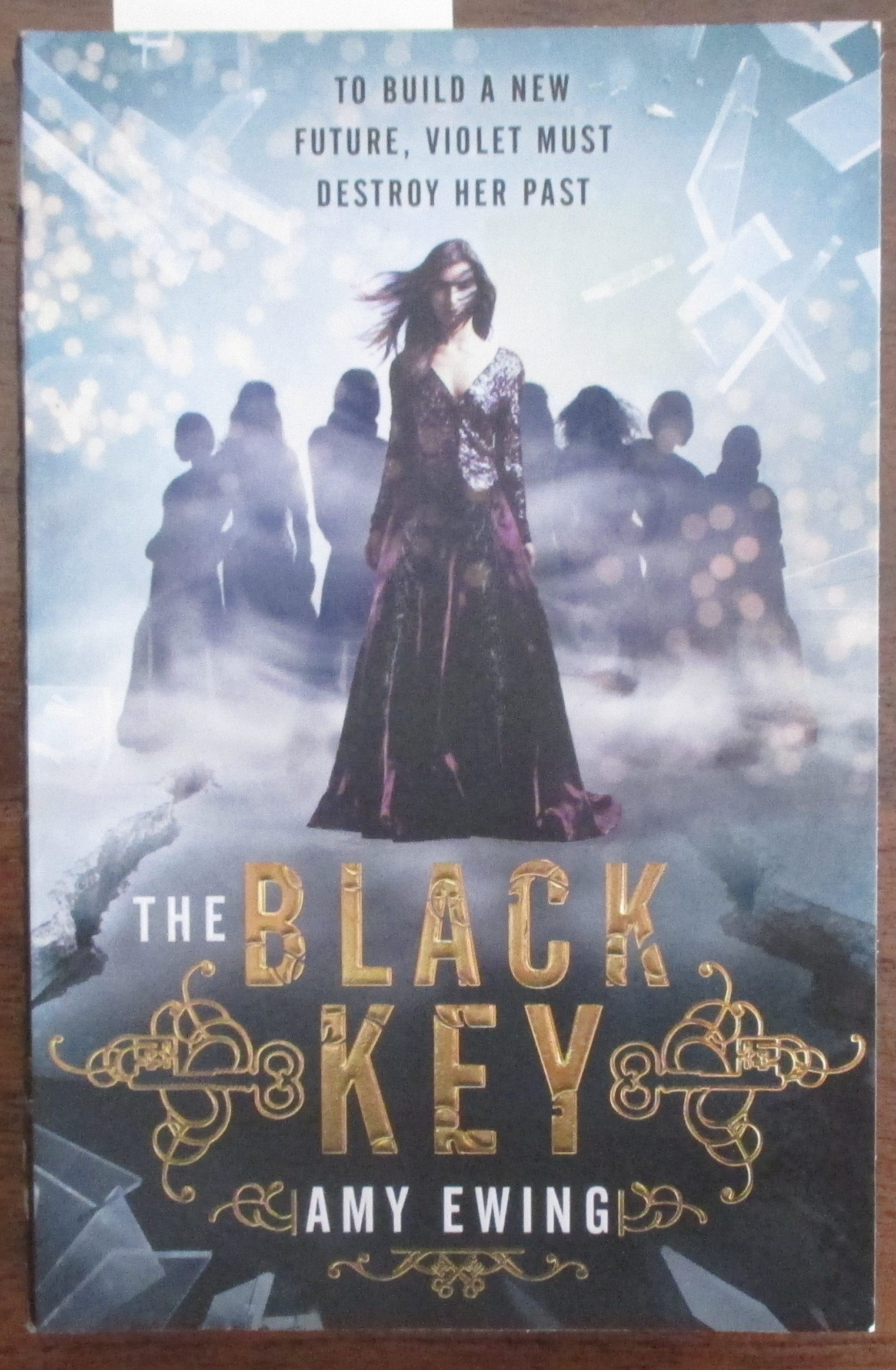 Image for Black Key, The: The Lone City #3