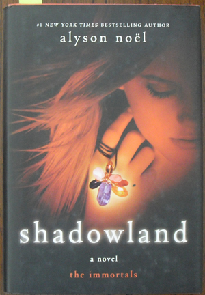 Image for Shadowland (Book #3 - The Immortals)