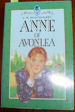 Image for Anne of Avonlea