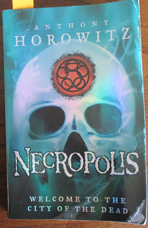 Image for Necropolis: The Power of Five (#4)