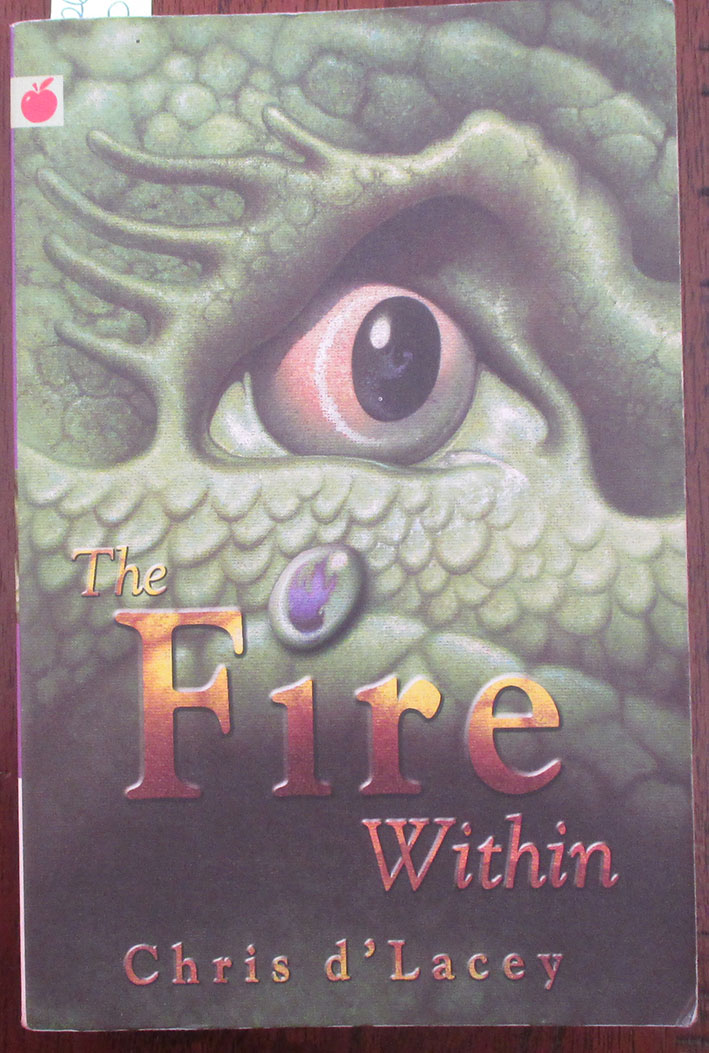 Image for Fire Within, The: The Last Dragon Chronicles (#1)