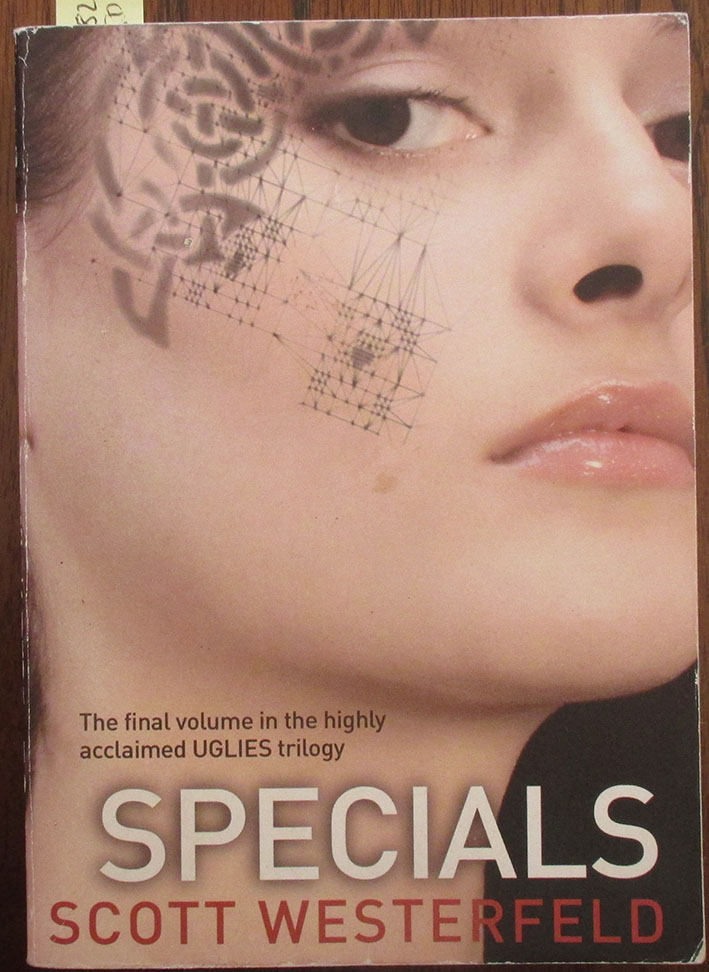 Image for Specials: Uglies Series (#3)
