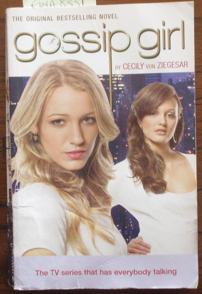 Image for Gossip Girl: Gossip Girl #1