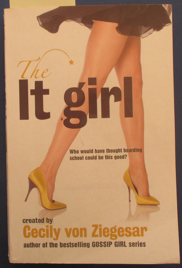 Image for It Girl, The: The It Girl #1