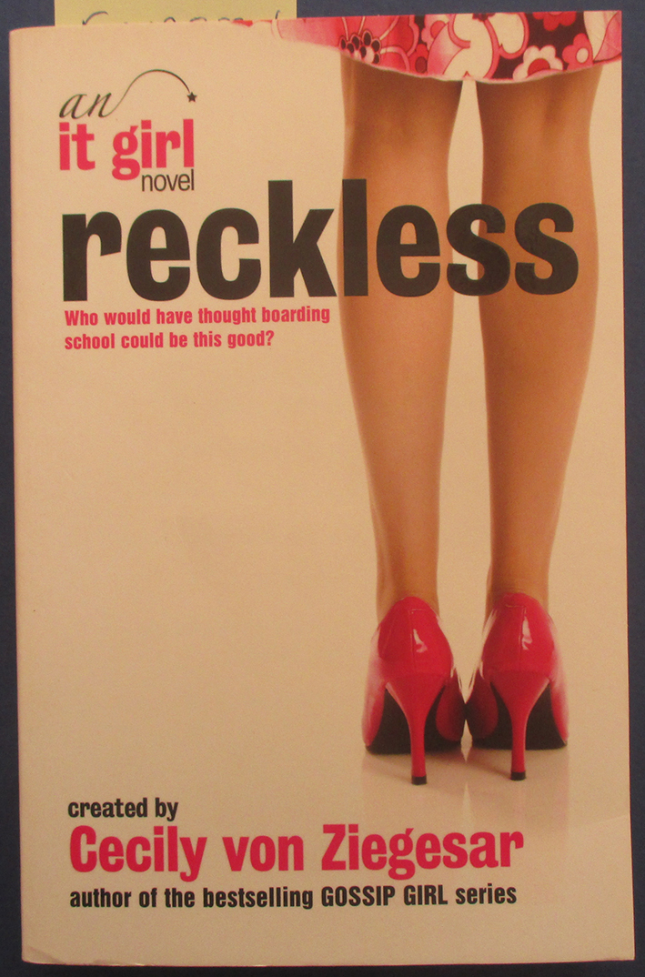 Image for Reckless: The It Girl #3