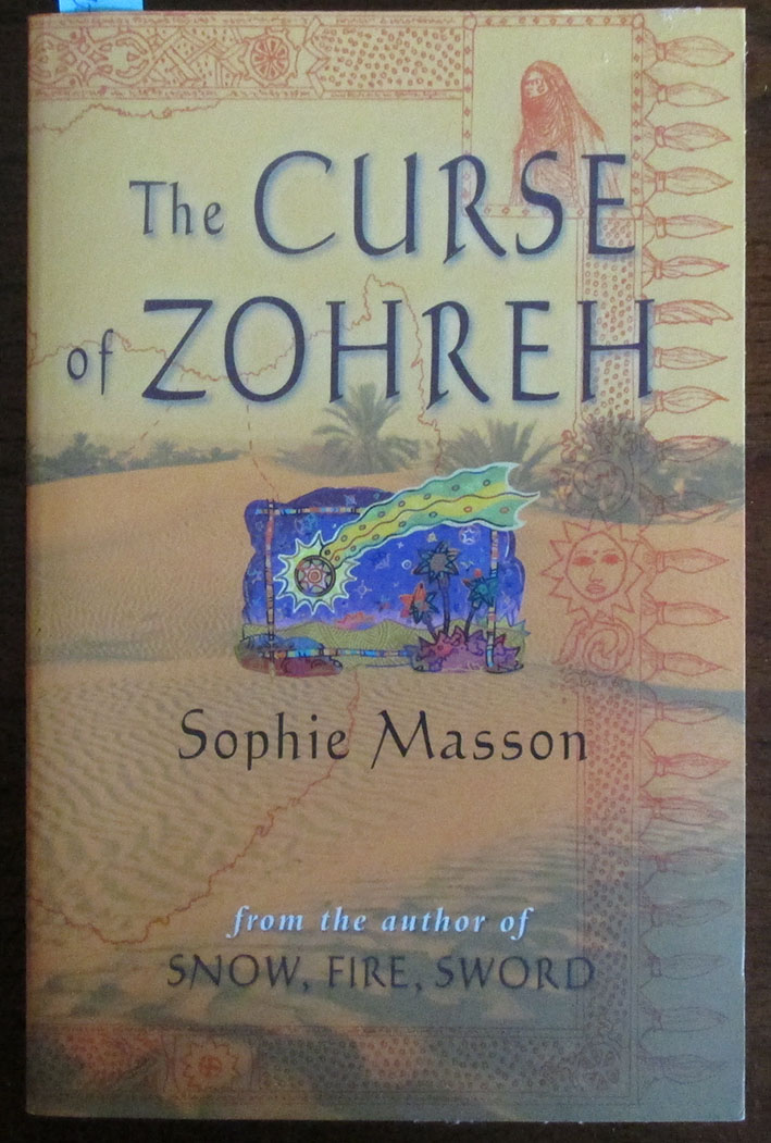 Image for Curse of Zohreh, The: The Chronicles of El Jisal (Book Two)