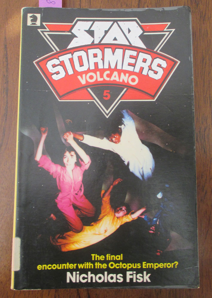 Image for Volcano (Book #5 - Star Stormers)