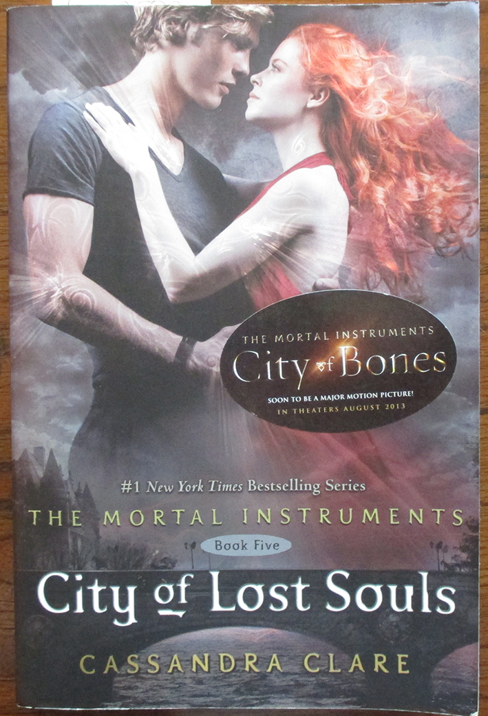 Image for City of Lost Souls: The Mortal Instruments (#5)