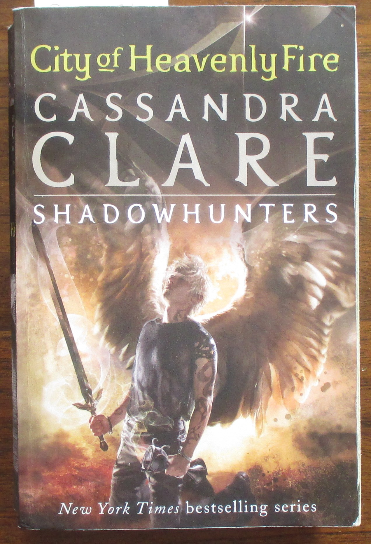 Image for City of Heavenly Fire: The Mortal Instruments (#6)