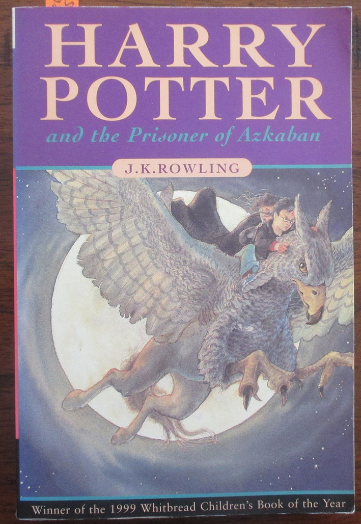Image for Harry Potter and the Prisoner of Azkaban: Book #3