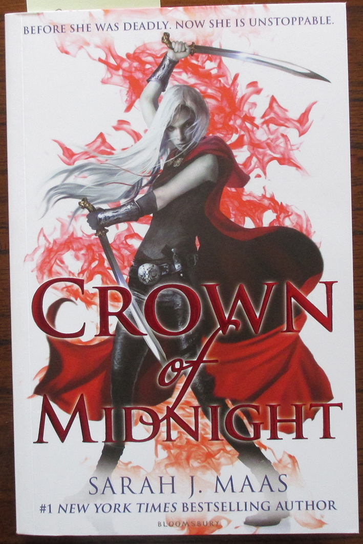 Image for Crown of Midnight: Throne of Glass #2