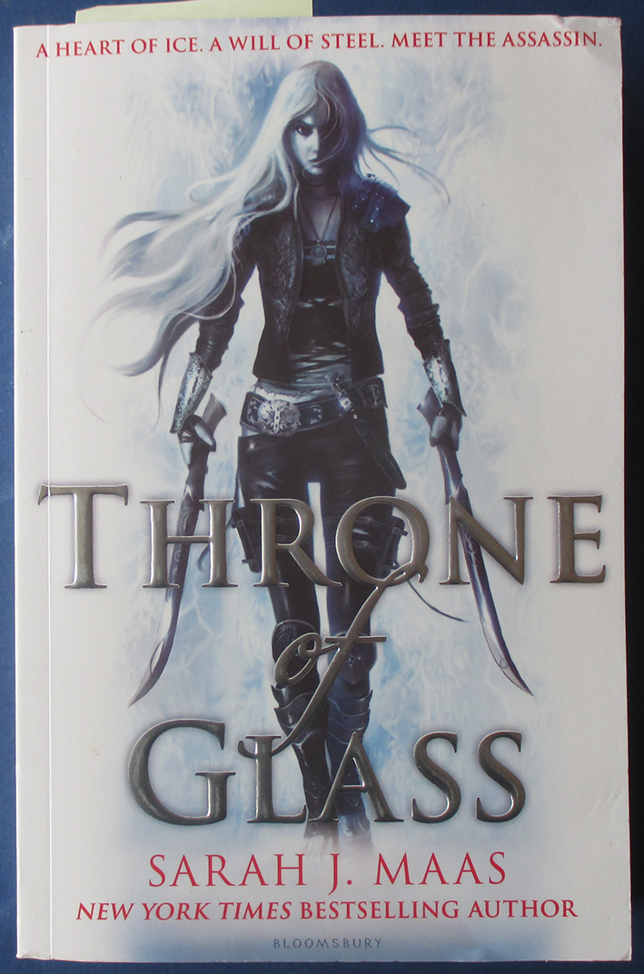 Image for Throne of Glass: Throne of Glass #1