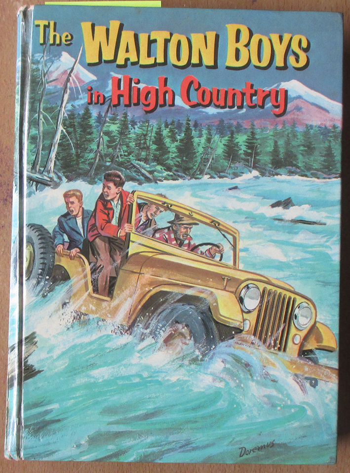 Image for Walton Boys in High Country, The