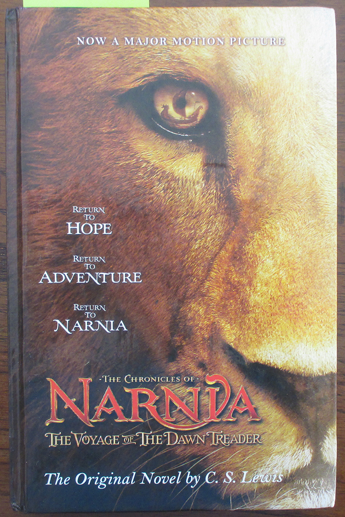 Image for Voyage of the Dawn Treader, The: The Chronicles of Narnia