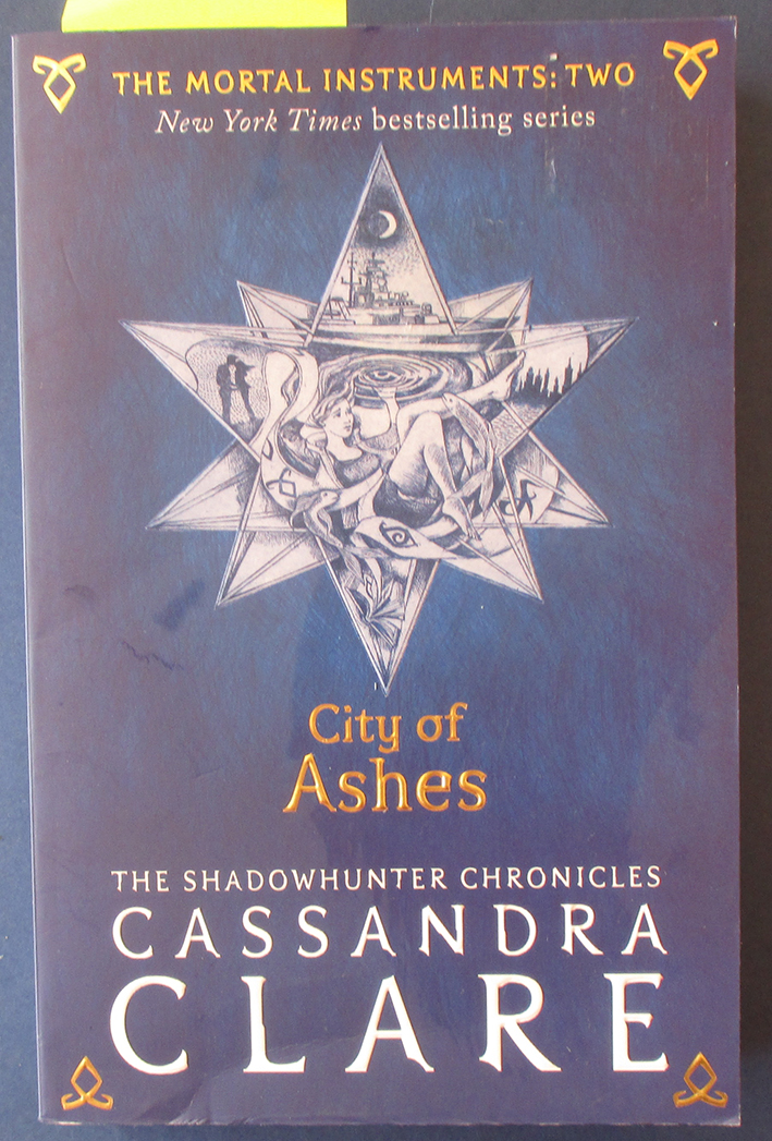 Image for City of Ashes: The Mortal Instruments (#2)