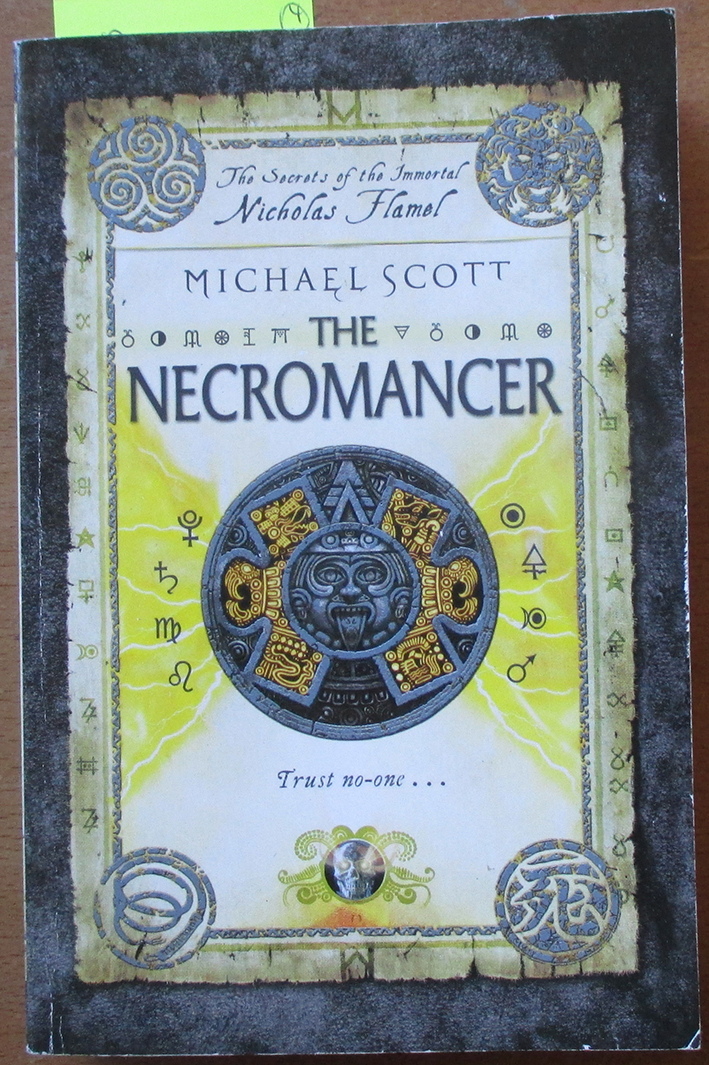 Image for Necromancer, The: The Secrets of the Immortal Nicholas Flamel (#4)