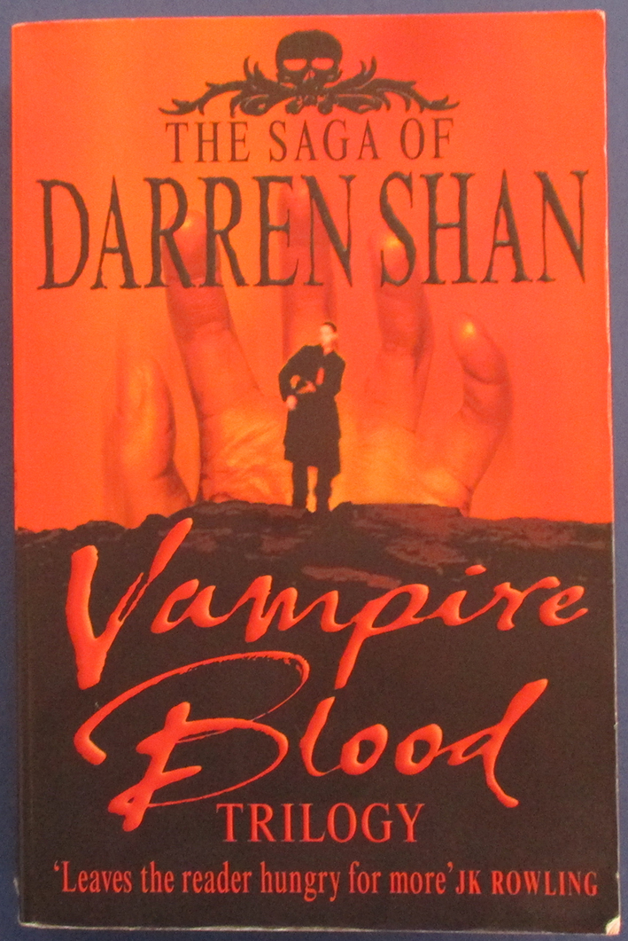 Image for Vampire Blood Trilogy: The Saga of Darren Shan