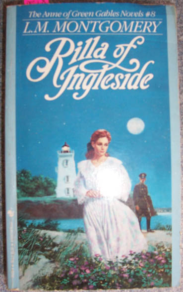 Image for Rilla of Ingleside
