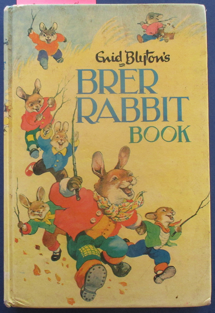 Image for Brer Rabbit Book, The