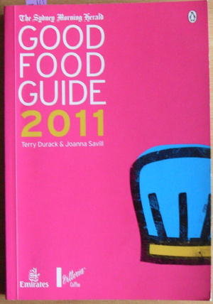Image for Sydney Morning Herald Good Food Guide 2011, The