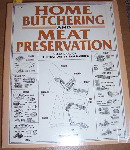 Image for Home Butchering and Meat Preservation