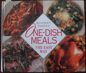 Image for One-Dish Meals: The Easy Way (Reader's Digest)