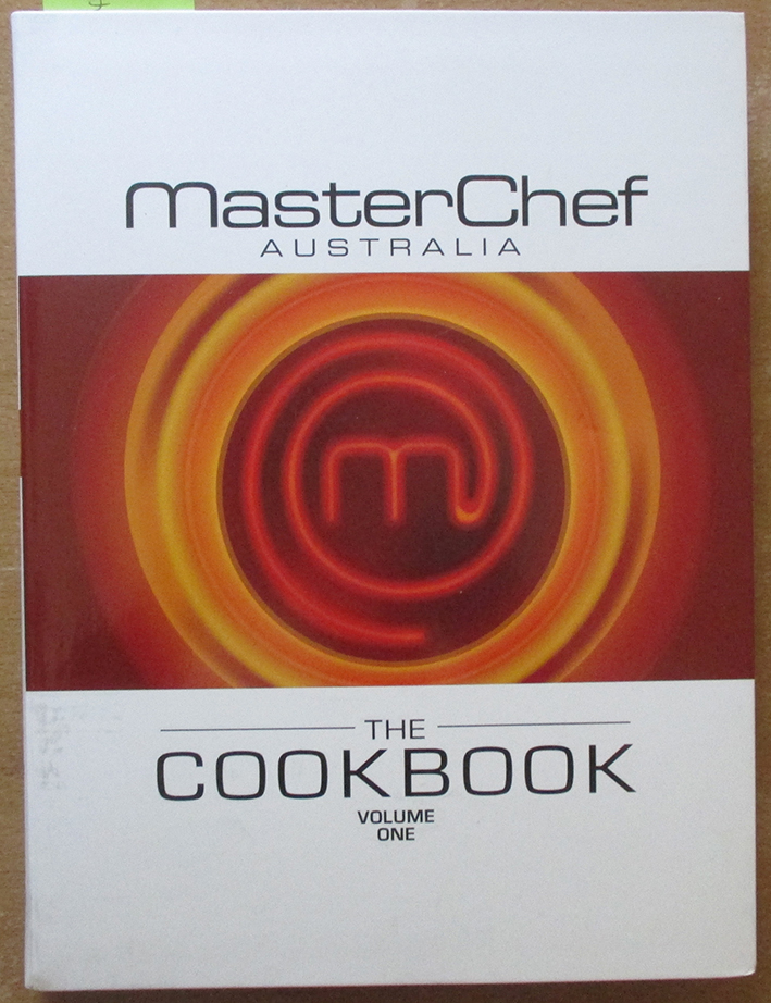 Image for MasterChef Australia: The Cookbook (Volune #1)