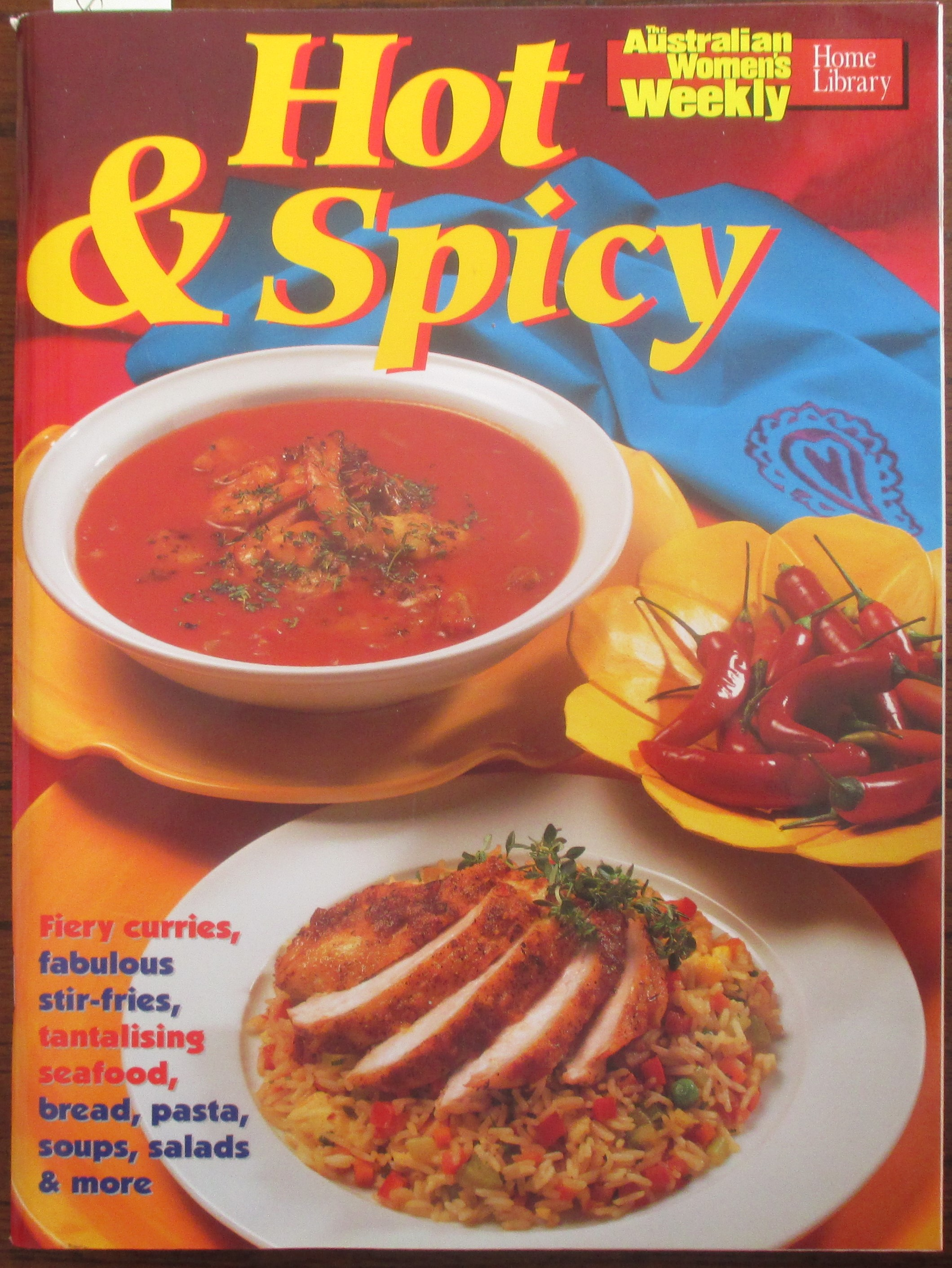 Image for Hot & Spicy (The Australian Women's Weekly Home Library)