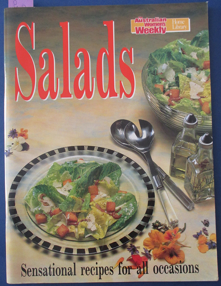 Image for Salads (The Australian Women's Weekly Home Library)