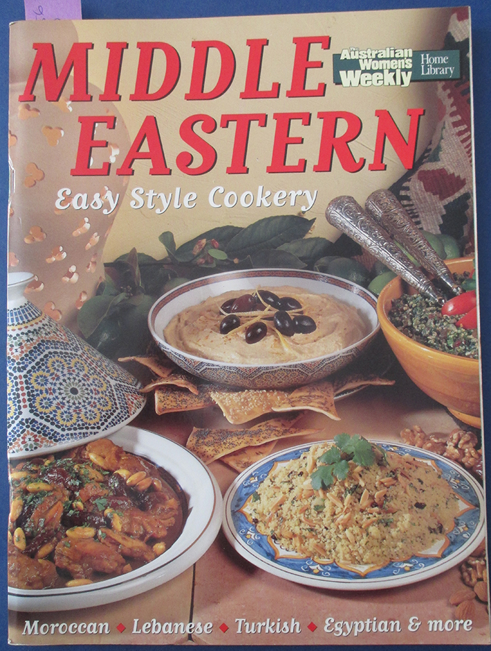 Image for Middle Eastern Easy Style Cookery (The Australian Women's Weekly Home Library)