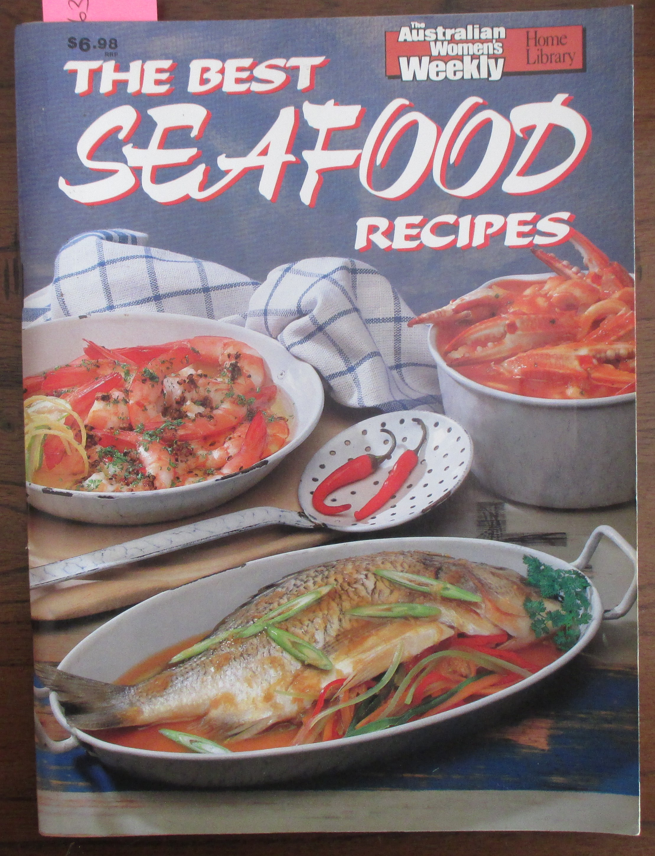 Image for Best Seafood Recipes, The (The Australian Women's Weekly Home Library)