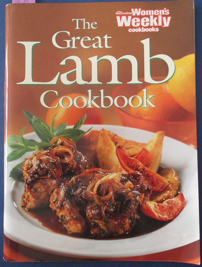Image for Great Lamb Cookbook, The (The Australian Women's Weekly Cookbooks)