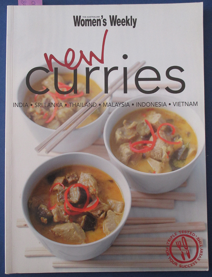 Image for New Curries (The Australian Women's Weekly)