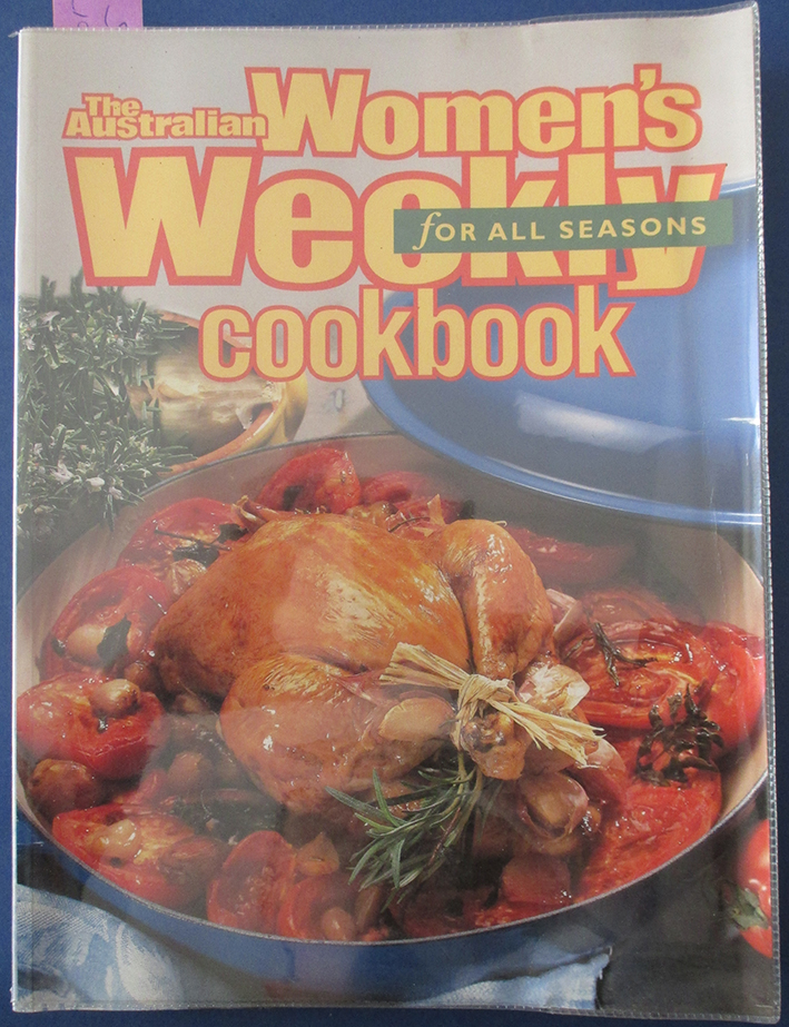 Image for Australian Women's Weekly Cookbook for All Seasons, The