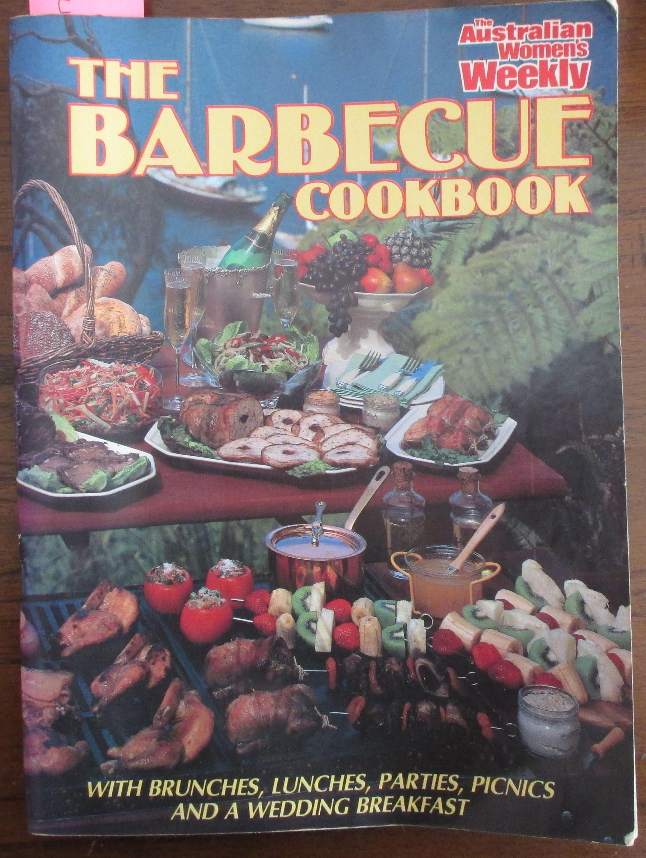 Image for Barbecue Cookbook, The (The Australian Women's Weekly Home Library)
